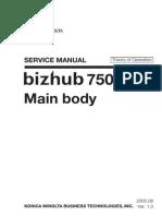 Bizhub 600