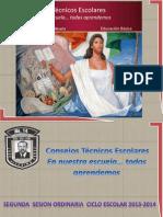 CONSEJOS TECNICOS 25 OCTUBRE