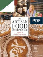 The Artisan Food Entrepreneur - Jo Packham