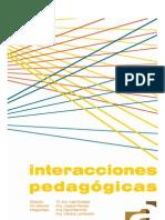 interacciones pedagógicas