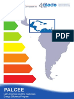 OLADE, Palcee - Latin American and Caribbean Energy Efficiency Program, July 2013