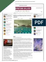 18-11-2013 'Realizan ya en Reynosa primer torneo de natación'