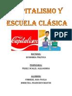 Capitalismo y Esc Clasica