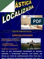 GINÁSTICA LOCALIZADA - JEFFERSON NOVAES