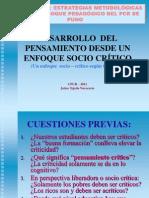 ENFOQUE SOCIO-CRÍTICO- 1