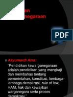 1. Civic Education PP
