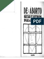 Rius de Aborto Sexo y Otros Pecados 2