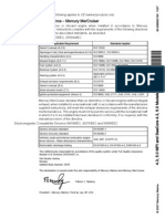 Mercruiser 4.3-5.0 MPI Engine Manual
