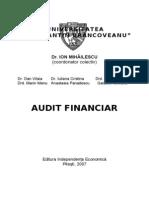 Audit Financiar - Ion Mihailescu