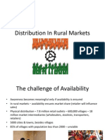 1.14.Distribution in Rural Markets