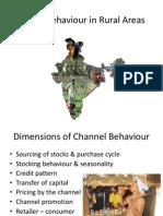 1.15.Channel Behaviour in Rural Areas