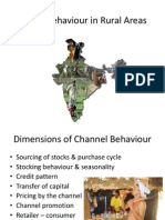 1.15.Channel Behaviour in Rural Areas