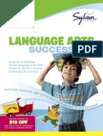 Kindergarten Language Arts Success by Sylvan Learning - Excerpt