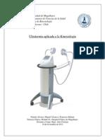 Ultratermia en Kinesiología