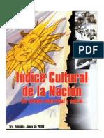 El Índice Cultural de la Nación