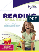 First Grade Reading Skill Builders by Sylvan Learning - Excerpt
