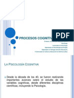 Procesos Cognitivos Completo 2013