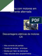 Problema Com Motores Em Corrente Alternada