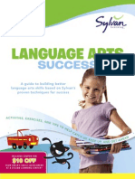 Second Grade Language Arts Success by Sylvan Learning - Excerpt
