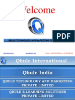 QBule Business Plan