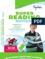 Third Grade Super Reading Success by Sylvan Learning - Excerpt