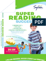 Fourth Grade Super Reading Success by Sylvan Learning - Excerpt