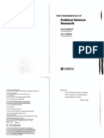 Kellstedt-Whitten-The Fundamentals of Political Science Research
