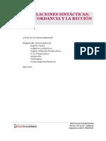 SanEvaristoPascual03 - Relaciones Sintácticas