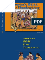America's Real First Thanksgiving by Robyn Gioia