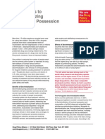 Fact Sheet Approaches to Decriminalization