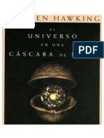 HAWKING STEPHEN - El Universo en Una Cascara de Nuez