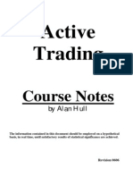 Active Trading 1001