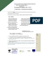 teste  FP ortónimo- Módulo 9 - Correção