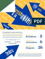 Cómo ingreso a la UNAM (versión 2013)