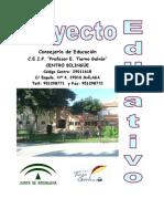PROYECTO EDUCATIVO (11-11-13)