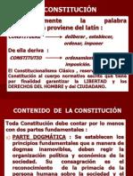 Partes Constitucion