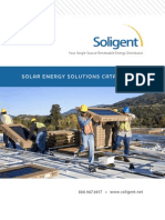 Soligent Product Catalog 2013 LowRes