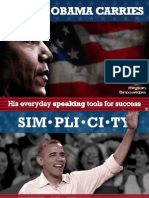 Things i Carry - Barack Obama Tools for Success