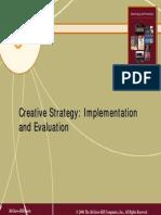 1) Creative Implementation(25)