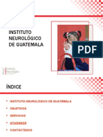 Instituto Neurologico de Guatemala
