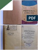 Jean Piaget - Psihologia copilului