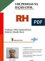 GESTÃO DE PESSOAS 1ª PARTE
