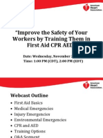 American Heart Association PPT - AIHA Webinar_final