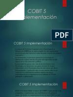 COBIT 5 Implementación