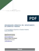 manual ORGANIZACIÓN OPERATIVA DPTO. A&B 2013-14 1ºDS