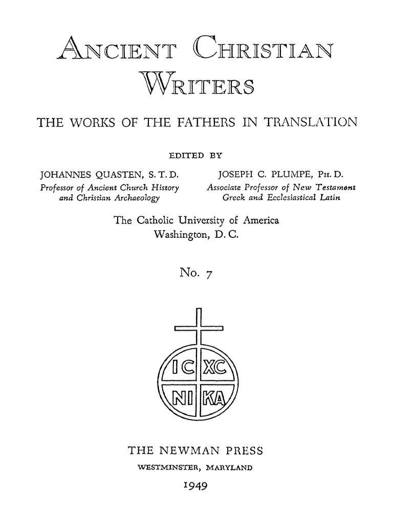 262f9801c Arnobius, Against Pagans | Jerome | Religion And Belief