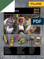 Catálogo Fluke 2012 - 2013