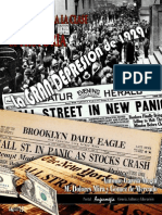 La gran depresión de 1929