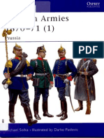 GermanArmies1870 71Vol1 Prussia