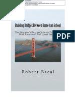 Building Bridges Between Home And School